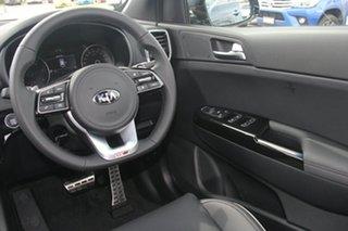 2019 Kia Sportage QL MY19 GT-Line AWD Mercury Blue 6 Speed Sports Automatic Wagon