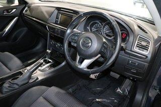 2014 Mazda 6 6C Sport Blue 6 Speed Automatic Sedan