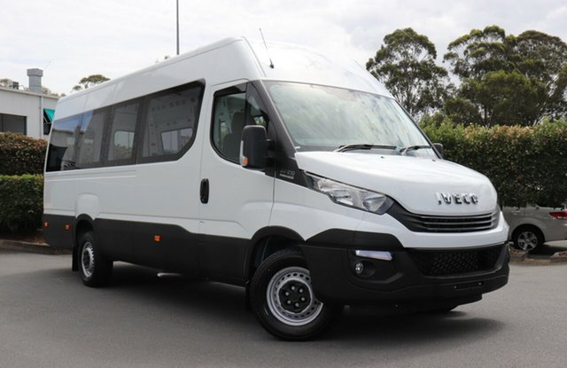 Used Iveco Daily MY17 35S13V LWB/High (WB4100), 2017 Iveco Daily MY17 35S13V LWB/High (WB4100) White Van 3.0l RWD