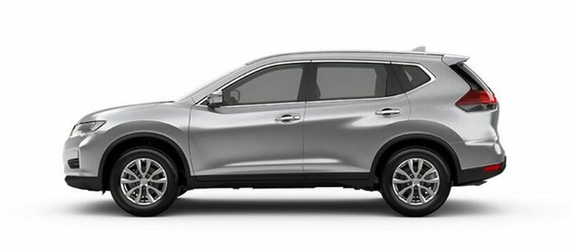 New Nissan X-Trail T32 Series II ST X-tronic 4WD, 2018 Nissan X-Trail T32 Series II ST X-tronic 4WD Brilliant Silver 7 Speed Constant Variable Wagon