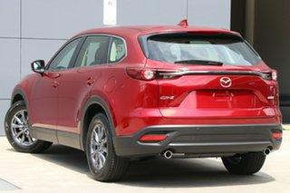 2021 Mazda CX-9 TC Sport SKYACTIV-Drive Soul Red Crystal 6 Speed Sports Automatic Wagon.