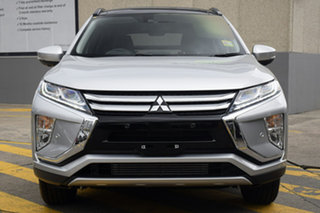 2018 Mitsubishi Eclipse Cross YA MY18 Exceed AWD Sterling Silver 8 Speed Constant Variable Wagon