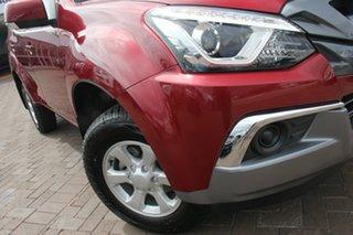 2020 Isuzu MU-X MY19 LS-M Rev-Tronic 4x2 Magnetic Red 6 Speed Sports Automatic Wagon.