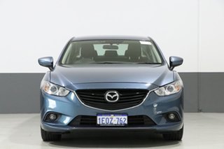 2014 Mazda 6 6C Sport Blue 6 Speed Automatic Sedan.