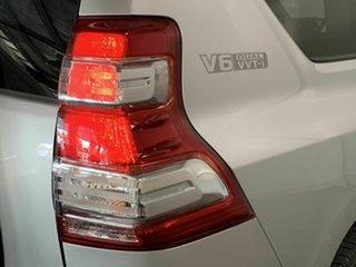 2015 Toyota Landcruiser Prado GRJ150R MY14 GXL Silver 5 Speed Sports Automatic Wagon