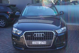 2013 Audi Q3 8U MY13 TFSI S tronic quattro Blue 7 Speed Sports Automatic Dual Clutch Wagon.