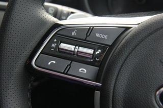 2020 Kia Sportage QL MY21 GT-Line AWD Mercury Blue 8 Speed Sports Automatic Wagon