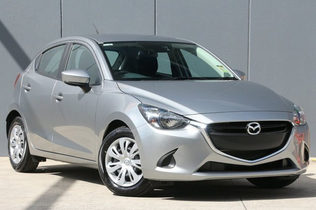 New Mazda 2 DJ2HA6 Neo SKYACTIV-MT, 2018 Mazda 2 DJ2HA6 Neo SKYACTIV-MT Aluminium 6 Speed Manual Hatchback
