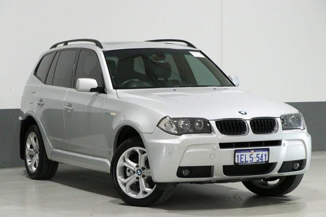 Used BMW X3 E83 3.0D, 2006 BMW X3 E83 3.0D Silver 6 Speed Auto Steptronic Wagon