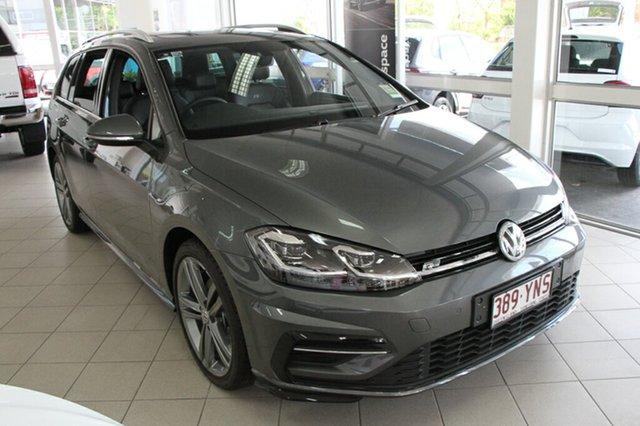 Demo Volkswagen Golf 7.5 MY18 110TSI DSG Highline, 2018 Volkswagen Golf 7.5 MY18 110TSI DSG Highline Indium Grey 7 Speed Sports Automatic Dual Clutch