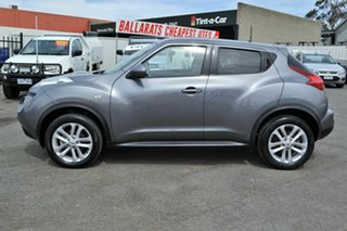2014 Nissan Juke ST F15 Grey 5 Speed Manual Hatchback.