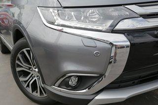 2018 Mitsubishi Outlander ZL MY18.5 Exceed AWD Titanium Automatic Wagon.