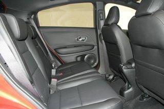2019 Honda HR-V MY19 RS Phoenix Orange 1 Speed Constant Variable Hatchback