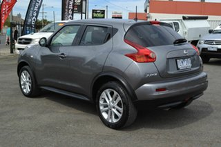 2014 Nissan Juke ST F15 Grey 5 Speed Manual Hatchback