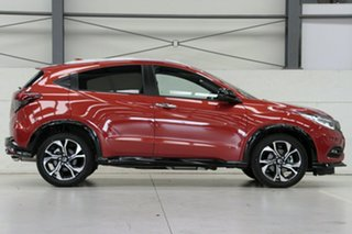 2021 Honda HR-V MY21 RS Phoenix Orange 1 Speed Constant Variable Hatchback