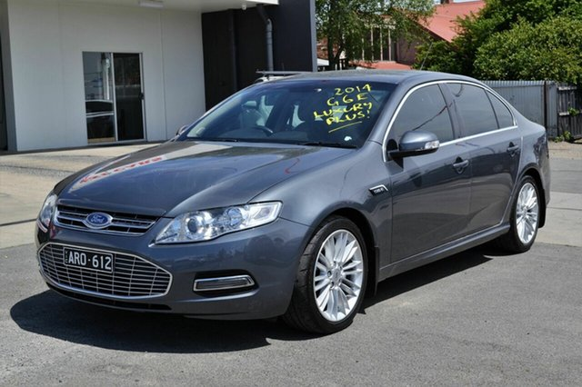 Used Ford Falcon FG MK2 G6E, 2014 Ford Falcon FG MK2 G6E Grey 6 Speed Automatic Sedan