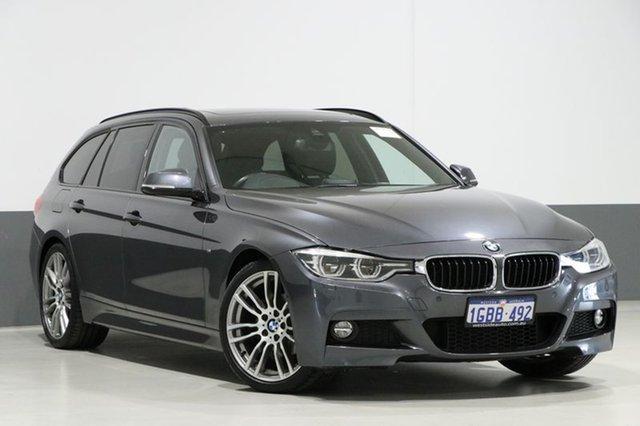Used BMW 320i F31 LCI Touring Sport Line, 2016 BMW 320i F31 LCI Touring Sport Line Grey 8 Speed Automatic Wagon