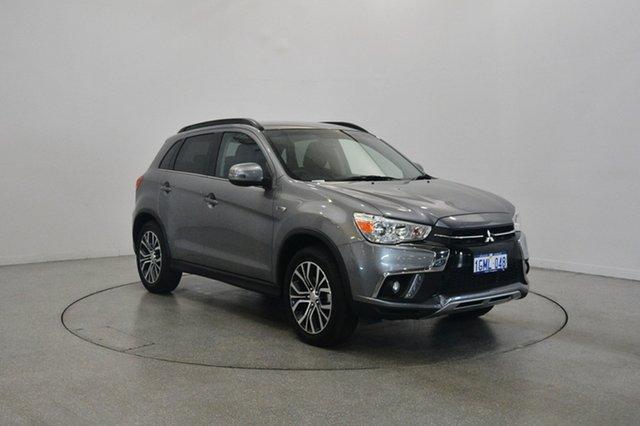Used Mitsubishi ASX XC MY18 LS 2WD, 2018 Mitsubishi ASX XC MY18 LS 2WD Titanium 6 Speed Constant Variable Wagon