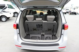 2015 Kia Carnival YP MY15 SI Silver 6 Speed Sports Automatic Wagon