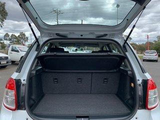2010 Suzuki SX4 GYA MY10 White 6 Speed Manual Hatchback
