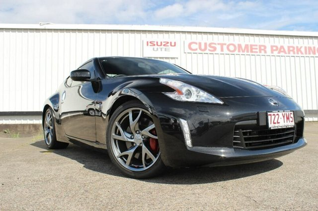 Used Nissan 370Z Z34 MY17 , 2016 Nissan 370Z Z34 MY17 G41 7 Speed Sports Automatic Coupe