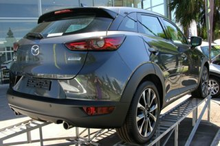 2020 Mazda CX-3 DK2W7A sTouring SKYACTIV-Drive FWD Polymetal Grey 6 Speed Sports Automatic Wagon