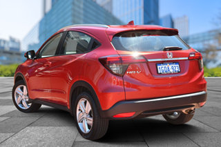 2018 Honda HR-V MY18 VTi-S Passion Red 1 Speed Constant Variable Hatchback.