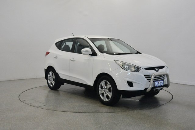 Used Hyundai ix35 LM2 Active, 2013 Hyundai ix35 LM2 Active White 6 Speed Sports Automatic Wagon