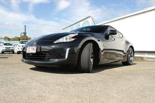 2016 Nissan 370Z Z34 MY17 Black 7 Speed Sports Automatic Coupe.