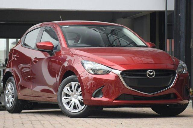 New Mazda 2 DJ2HAA Neo SKYACTIV-Drive, 2019 Mazda 2 DJ2HAA Neo SKYACTIV-Drive Red 6 Speed Sports Automatic Hatchback