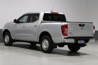 2015 Nissan Navara NP300 D23 RX (4x2) Silver 7 Speed Automatic Double Cab Utility