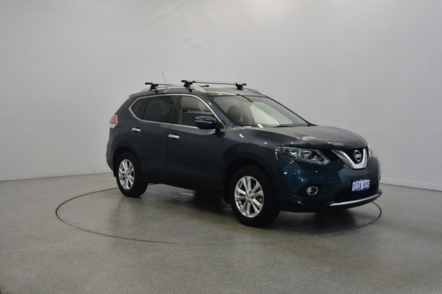 Used Nissan X-Trail T32 ST-L X-tronic 4WD, 2014 Nissan X-Trail T32 ST-L X-tronic 4WD Grey 7 Speed Constant Variable Wagon