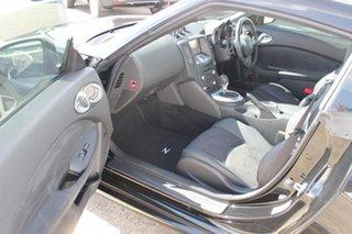 2016 Nissan 370Z Z34 MY17 Black 7 Speed Sports Automatic Coupe