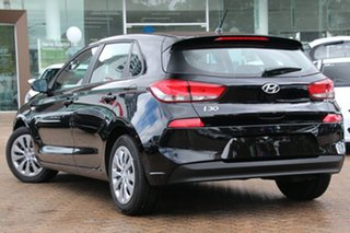 2019 Hyundai i30 PD MY19 Go Phantom Black 6 Speed Sports Automatic Hatchback.