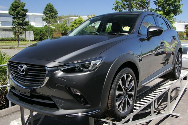 New Mazda CX-3 DK2W7A sTouring SKYACTIV-Drive FWD Hindmarsh, 2020 Mazda CX-3 DK2W7A sTouring SKYACTIV-Drive FWD Machine Grey 6 Speed Sports Automatic Wagon