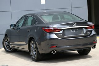 2019 Mazda 6 GL Touring Machine Grey 6 Speed Automatic Sedan.