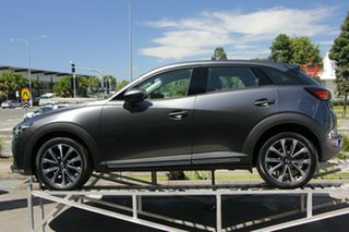 2020 Mazda CX-3 DK2W7A sTouring SKYACTIV-Drive FWD Grey 6 Speed Sports Automatic Wagon.
