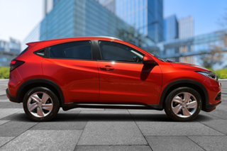 2018 Honda HR-V MY18 VTi-S Passion Red 1 Speed Constant Variable Hatchback