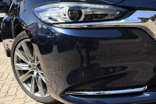 2021 Mazda 6 GL1033 Atenza SKYACTIV-Drive Blue Reflex 6 Speed Sports Automatic Sedan.