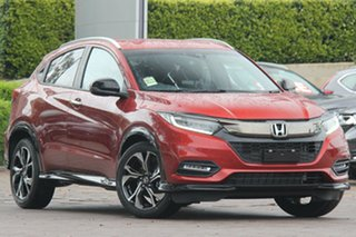 2019 Honda HR-V MY19 RS Passion Red 1 Speed Constant Variable Hatchback.