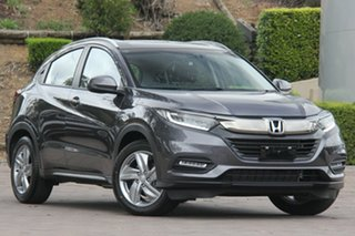 2021 Honda HR-V MY21 VTi-S Modern Steel 1 Speed Constant Variable Hatchback.