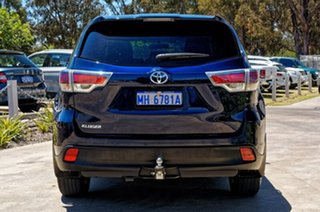 2015 Toyota Kluger GSU50R GX 2WD Blue 6 Speed Sports Automatic Wagon