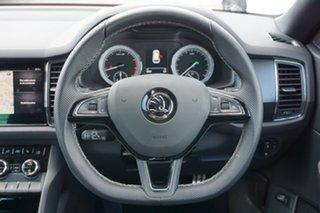 2018 Skoda Kodiaq NS MY18.5 132TSI DSG Sportline Red 7 Speed Sports Automatic Dual Clutch Wagon
