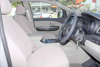 2018 Kia Carnival YP MY19 S Silky Silver 8 Speed Sports Automatic Wagon