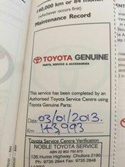 2008 Toyota RAV4 ACA33R MY08 CV Silver 4 Speed Automatic Wagon