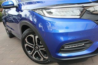 2019 Honda HR-V MY19 VTI-LX Brilliant Sporty Blue 1 Speed Constant Variable Hatchback.