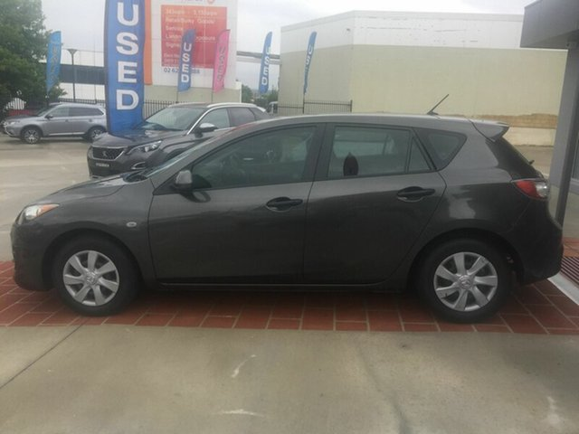 Used Mazda 3 BL10F2 Neo Activematic, 2011 Mazda 3 BL10F2 Neo Activematic Grey 5 Speed Sports Automatic Hatchback
