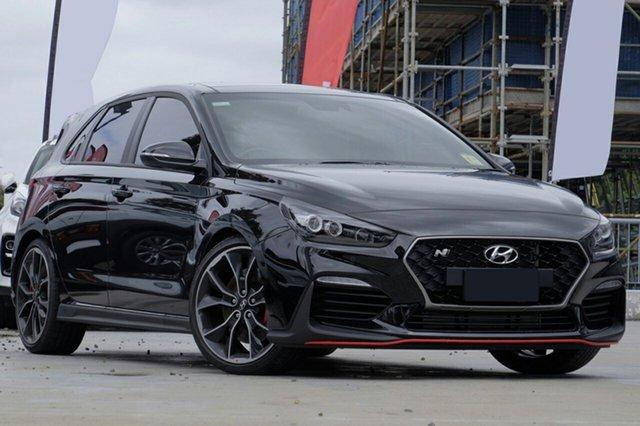 New Hyundai i30 PDe.3 MY20 N Performance, 2020 Hyundai i30 PDe.3 MY20 N Performance Phantom Black 6 Speed Manual Hatchback