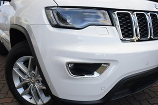 2018 Jeep Grand Cherokee WK MY18 Laredo Bright White 8 Speed Sports Automatic Wagon.