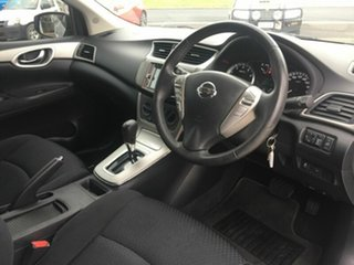 2014 Nissan Pulsar C12 ST-L Silver 1 Speed Constant Variable Hatchback